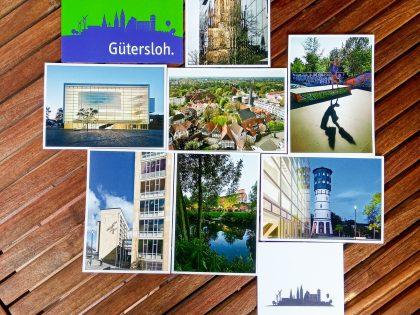 Poster und Postkarten