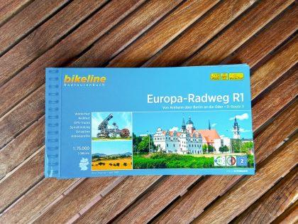 Radkarte_Europa Radweg R1