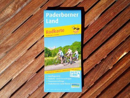 Radkarte_Paderborner Land