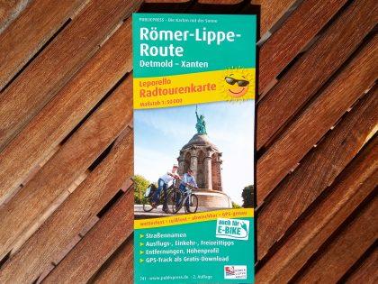 Radkarte_Römer-Lippe-Route