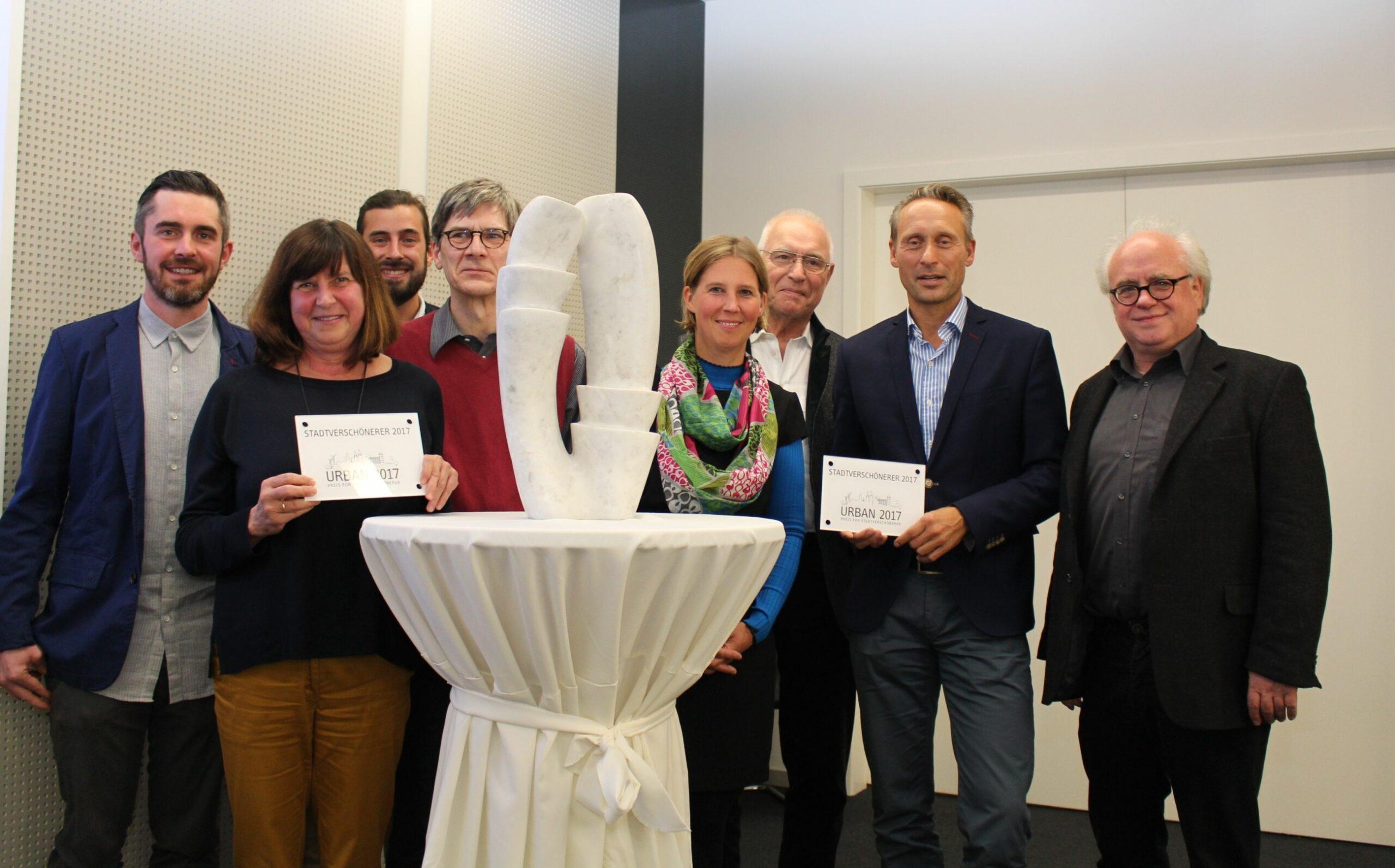 Preisträger URBAN 2017_Stadt Guetersloh